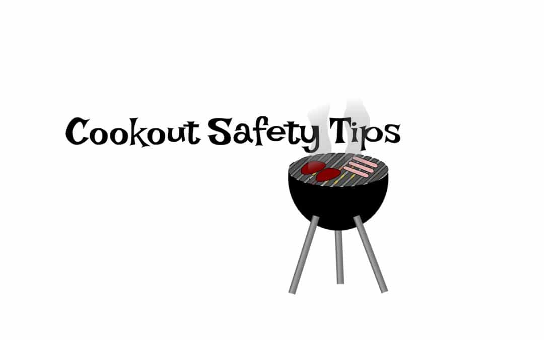 Cookout Safety Tips